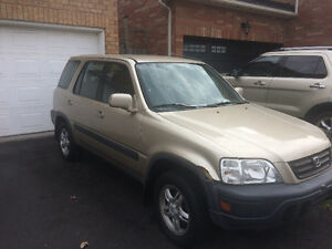 1999 Honda CR-V SUV, Mint condition