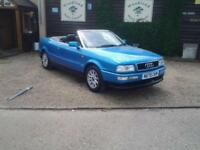Audi Cabriolet 2.6 5 speed manual gearbox