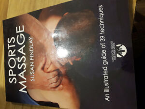 Massage therapy textbook sports massage , s.findlay