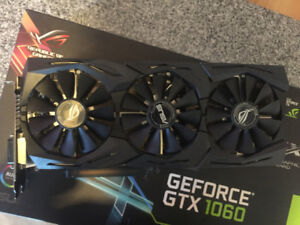 ASUS Gaming or Graphic Editing Graphics Card. Open to trade
