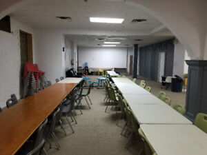 Attention Churches and Community Groups!  Meeting Space for Rent