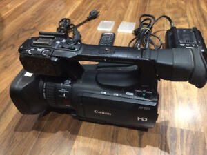Canon XF 100 Professional HD Camcorder