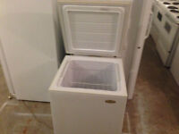 SMALL WOODS CHEST FREEZER @ THE WISE SHOP & MORE !!