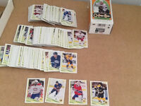 2013 14 hockey Card set o pee chee 1 to 500  40$