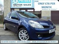 2007 RENAULT CLIO 1.4 DYNAMIQUE S, 1 LADY OWNER FROM NEW, LOW INSURANCE & TAX!