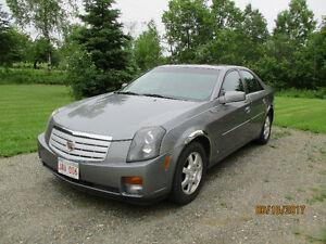 2006 Cadillac CTS Sedan Luxury