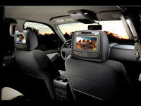 MOBILE VIDEO HEADREST DVD SYSTEMS BLOWOUT!!!