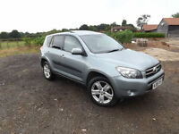 Toyota RAV4 2.2 D-4D T180 6 speed manual 2006/06 ** FULL LOADED EXAMPLE **