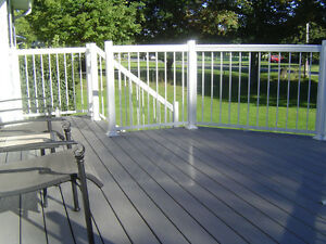 HOME-TECH FENCING AND CUSTOM DECKS 2017 Kingston Kingston Area image 3