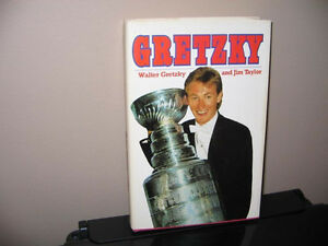 WAYNE GRETZKY... Hardcover Book...from 1984