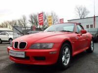2000 BMW Z3 1.9 Roadster 2dr Convertible Petrol Manual