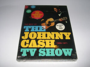 The best of The Johnny Cash TV Show (1969-1971) DVD double neuf