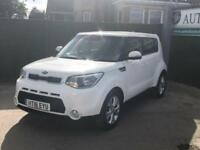 2016 KIA Soul 1.6 CRDi Connect 5dr
