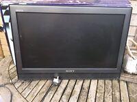 Sony 26 inch tv