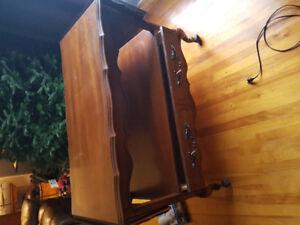 Very Nice Older Wooden Cabinet