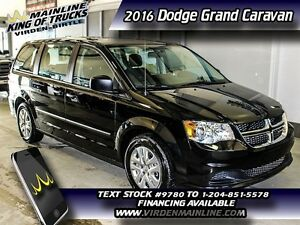 2016 Dodge Grand Caravan SE/SXT  - $141.95 B/W - Low Mileage