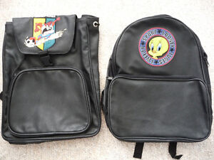 Brand New Looney Tunes Backpacks - 2 To Choose From