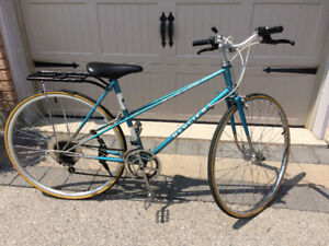 10 speed - Vintage Mercier Lady's bike - mint - made in France