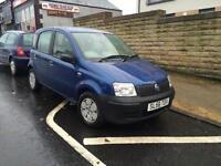 Fiat Panda 1.1 Active 56-Plate 50,000 miles