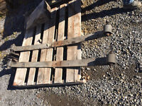 Ford Main Leaf Spring from F350