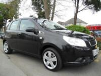 CHEVROLET AVEO 1.2 LS 2009 ONLY 62,000 MILES NEW M.O.T HPI CLEAR