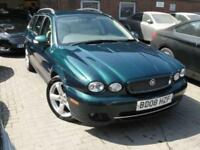 2008 08 JAGUAR X-TYPE 2.2 SOVEREIGN 5D AUTO 145 BHP DIESEL