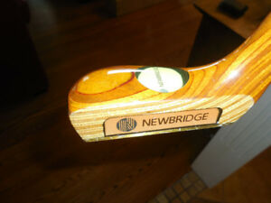 Newbridge Networks souvenir wooden golf putter  $30.00