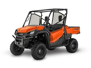 2016 Honda Pioneer 1000 EPS Kitchener / Waterloo Kitchener Area image 2