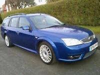 Ford Mondeo 2.2 TDCi ST Estate 2006.(56 Reg) Performance Blue Tow Bar