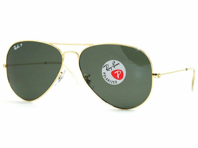 00203ca2893c1 DFG sunglasses ray ban rb 3025 aviator sunglasses classic and polarized buy  online card only