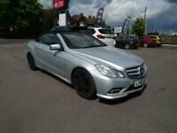 2011 Mercedes-Benz E Class E350 CDI BlueEFFICIENCY Sport 2dr Tip Auto Convertibl