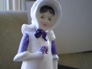 "Royal Doulton Figurine "" Anna "" HN2802 - Greenaway Collection Kitchener / Waterloo Kitchener Area image 6"