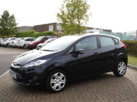 Ford Fiesta 1.4 TDCi 5 Door Left Hand Drive(LHD)
