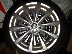 BMW winter wheels with tires 135i,128i e82