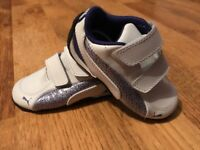 **Brand New In Box Puma Dcat Glitter Toddler Trainers**