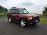 2001 Land Rover Discovery 2 TD5 ES Automatic 7 Seats
