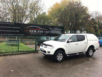 Mitsubishi L200 2.5 DI-D Trojan, NO VAT, Finance available!!!