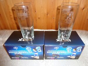 bud light superbowl glasses