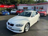 2010 BMW 3 Series 2.0 320i SE 2dr Coupe Petrol Manual