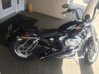 2010 Harley Davidson Sportster XL883 Must Sell