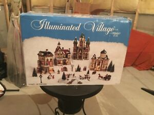 Christmas Village - New In Box