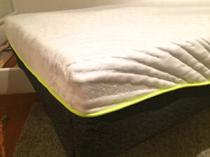 Springwall Hybrid Mattress Double/Full - New! - Soft, 8""