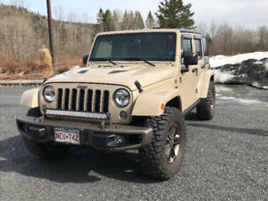 Jeep Wrangler Unlimited 2016  75th Anniversary Edition