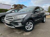 2018 Ford Kuga 1.5 EcoBoost 182 Zetec 5dr Auto Estate Petrol Automatic