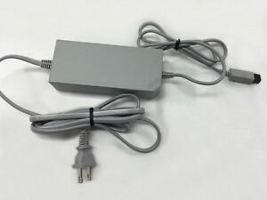 OEM Wii Components—Power Supply - AV Cable