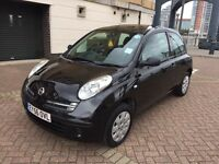 NISSAN MICRA ONE LADY OWNER FROM NEW