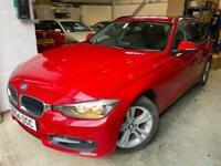 2014 BMW 316i SPORT 5dr Estate F31 *ONLY 51000 Miles* Stunning Red