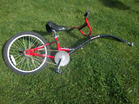 Schwinn Runabout (tag along) bicycle