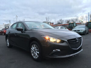 2016 Mazda 3 GS Manual LEASE TRANSFER / TRANSFERT DE BAIL