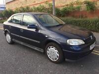Vauxhall/Opel Astra 1.7DTi 16v 2002MY LS